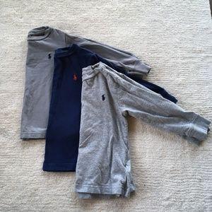 Ralph Lauren Polo Long Sleeve Cotton Tee T-shirt